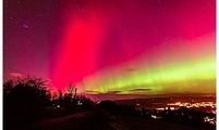 PHOTOS: Skies Aglow Amid Northern Lights in UK - AccuWeather.com | photography | Scoop.it