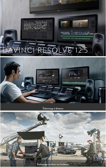Davinci Resolve Fr 12.5 2016 Logiciel professionnel gratuit Video Montage Correction Colorimétrique | Logiciel Gratuit Licence Gratuite | Scoop.it