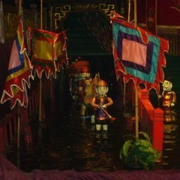 A Night at the Theatre With Vietnam's Water Puppets | Foreign Policy Journal | Years 3-4 Drama: Vietnamese Water Puppets | Scoop.it
