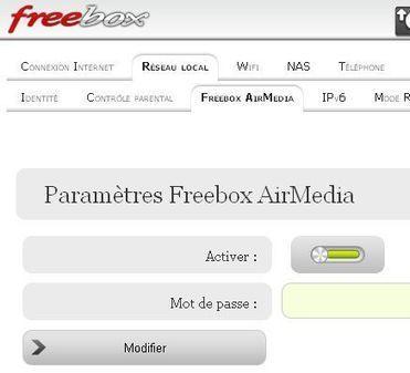 Utiliser AirPlay avec votre Freebox Révolution - Tutoriel Freebox-v6.fr   Cnet-informatique.com   Scoop.it