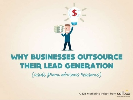 Why Businesses Outsource their Marketing (aside from obvious reasons) | Business Management  Strategies | Scoop.it
