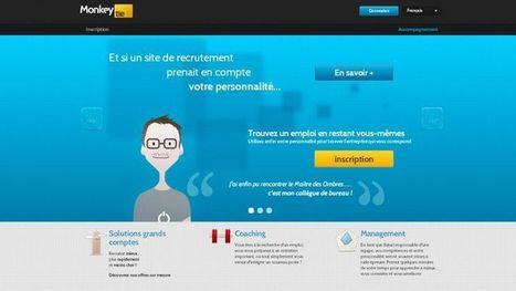 MonkeyTie veut révolutionner le recrutement | Emploi et Recrutement des talents du Web | Scoop.it
