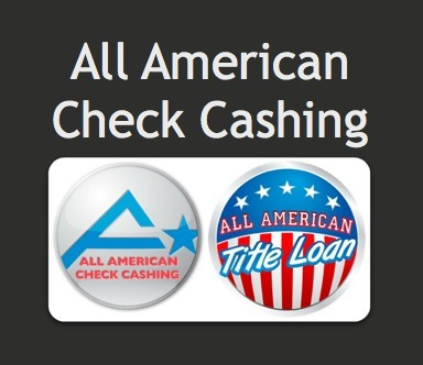 All American Check Cashing Acquires 10 Retail Locations Across State | Marketing to Future Leaders | Scoop.it