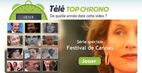 Alatelecesoir: Cannes 2012 : L'INA vous propose de jouer avec l'histoire du festival   LYFtv - Lyon   Scoop.it