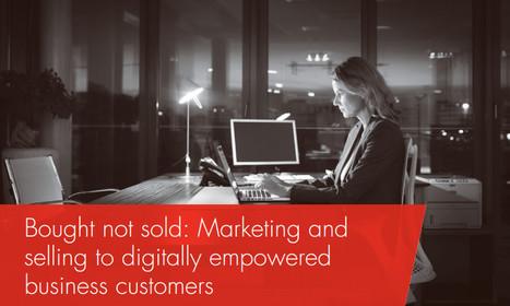 Marketing B2B : inversion du rapport client-fournisseur (Bain & Company) | Veille et Innovation en Marketing B2B | Scoop.it