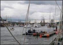 Armada de Rouen, Normandie Impressionniste, Art et Humour | Armada de Rouen 2013 | Scoop.it