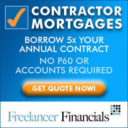 Contractor Mortgage | Not ALL mortgage lenders punish the Self Employed | Article | Contractor News | Scoop.it