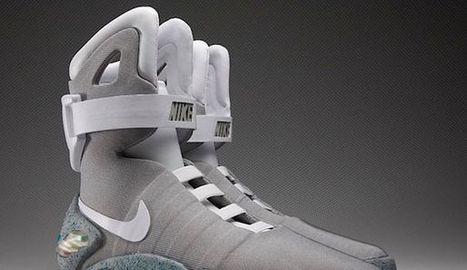Nike va vendre les baskets à laçage automatique de Retour vers le futur   Style Masculin   Scoop.it