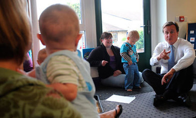 Hundreds of Sure Start centres have closed since election, says Labour | welfare cuts | Scoop.it