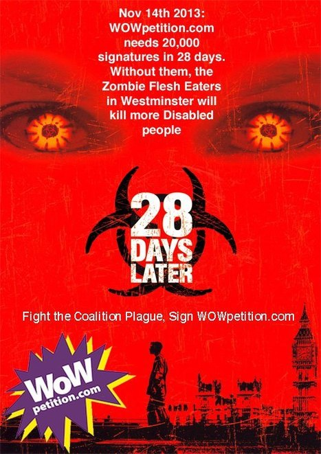 WOWpetition' Sign Repost RT email | WELCOME TO MY WORLD OF MANY CAUSES | Scoop.it
