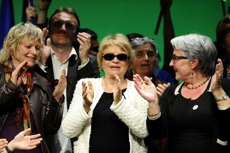 Premier meeting chaleureux pour Eva Joly et ses «bleus»   LYFtv - Lyon   Scoop.it