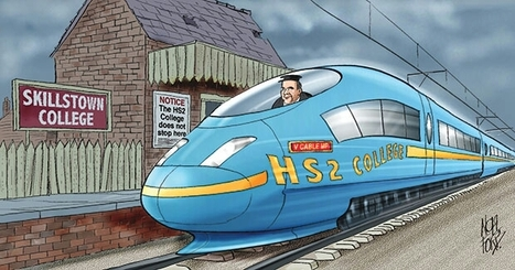 "Reducing HS2 train speed would cut emissions and noise, report finds | ""green business"" 