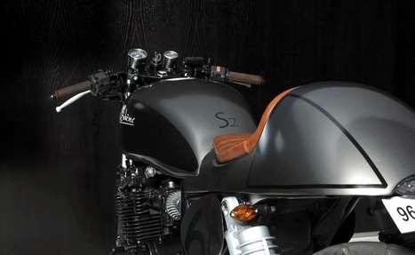 La Boheme Kawasaki Zephyr 750 | Cafe Racers | Scoop.it