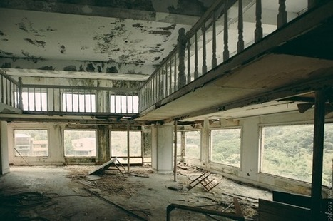 Location Scout: Urban Exploration of Taiwan's Green Mansion ... | Modern Ruins | Scoop.it