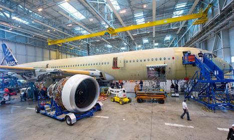 Dossier : L'industrie aéronautique toujours créatrice d'emplois - Le Journal de l'Aviation | Aéronautique | Scoop.it