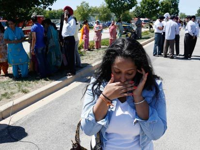Officials Believe 'Skinhead' Attacked Sikh Temple   Daily Crew   Scoop.it