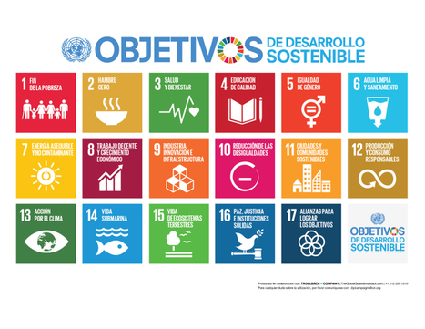 Los nuevos Objetivos de Desarrollo Sostenible (ODS) | RedDOLAC | Scoop.it