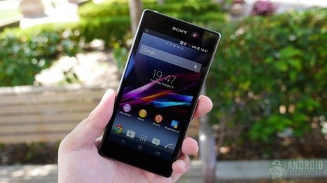 Sony Xperia Z1 review | Android Discussions | Scoop.it