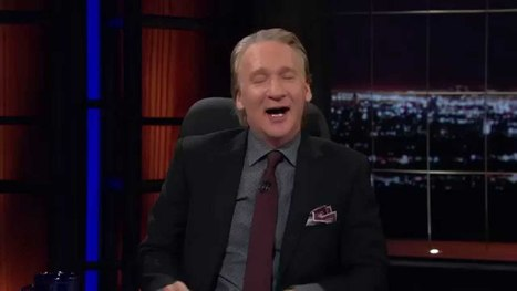 Real Time with Bill Maher: What White People Want - October 17, 2014 (HBO) - YouTube | LibertyE Global Renaissance | Scoop.it
