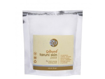 Buy Omved Taruni Forever Young Skin Pack Online | Organic Health Food Products and Natural Beauty Products | Scoop.it