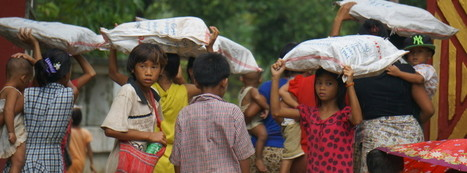 Two Librarians at the Center of Flood Relief Efforts in Myanmar | Beyond Access | Librarysoul | Scoop.it
