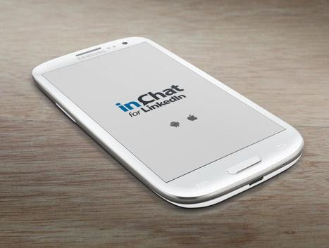 Get InChat from iOS &Android   Blink Chat for LinkedIn™   Scoop.it