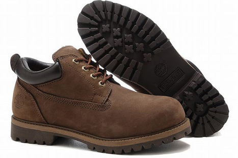 Mens Timberland Classic Work Boot Brown | my style | Scoop.it