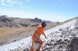Peruvian innovators trying to save disappearing glaciers | PRI.ORG | News from the Spanish-speaking World | Scoop.it