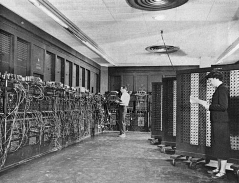 A Brief History Of Computers That Changed The World | ICT in Education | Scoop.it