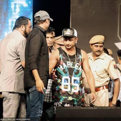 Yo Yo Honey Singh: raw star meeting on Skype! - Times of India | The Social Revolution | Scoop.it