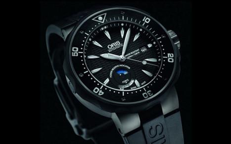 Oris Hirondelle Diver Watch   Watch Magazine   Scoop.it