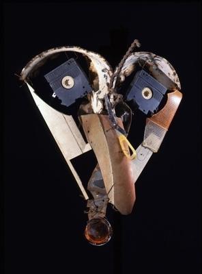 Calixte Diapkogan - Art News | Met Museum's Installation Positions African Masks with Works by Modern & Contemporary Artists | Art Knowledge News | caravan - rencontre (au delà) des cultures -  les traversées | Scoop.it