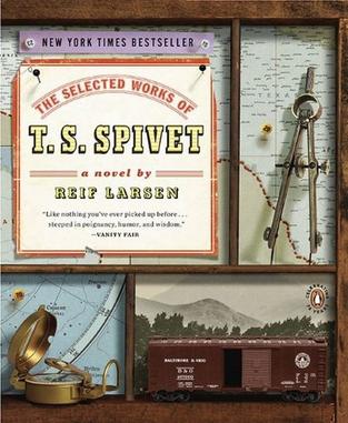 Las obras escogidas de T. S. Spivet, una novela con sedimentos geográficos