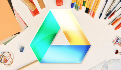 The Only Google Drive Guide You'll Ever Need to Read - @MakeUseOf | Educational Technology Advancements | Scoop.it