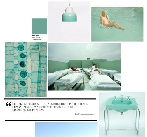 Visual Curation: A Bi-Weekly Color-Themed Pantone Collage by Trendland Magazine | Content Curation World | Scoop.it