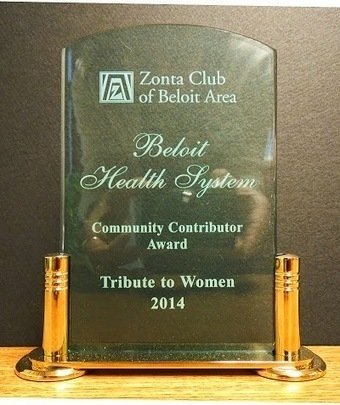 Beloit Health System: Beloit Health System Awarded With 2014 Community Contributor Award | Cardiology Center | Scoop.it