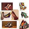 [Artisanat] Chaussures et bijoux en pagne - Vivre en Guinée | Tout en wax | Scoop.it