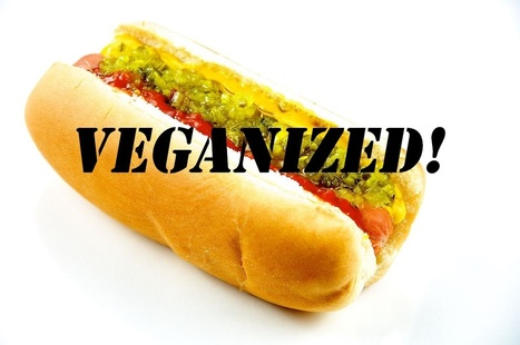 How to Make a Delicious and Healthy Vegan New York-Style Hot Dog | My Vegan recipes | Scoop.it