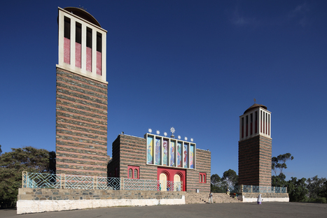 A Look at Asmara, Africa's Unknown City of Modernist Architecture   Vloasis sci-tech   Scoop.it