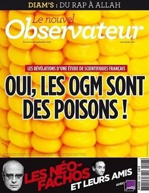OGM : retour sur «l'AFFAIRE Séralini» et le journalisme scientifique   Machines Pensantes   Scoop.it
