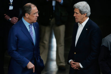 US-Russian Diplomacy, With a Personal Touch - New York Times | Diplomatic Tales | Scoop.it