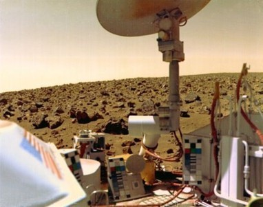 Did NASA's Viking 2 Find Life on Mars? | e-Expeditions | e-Expeditions News | Scoop.it