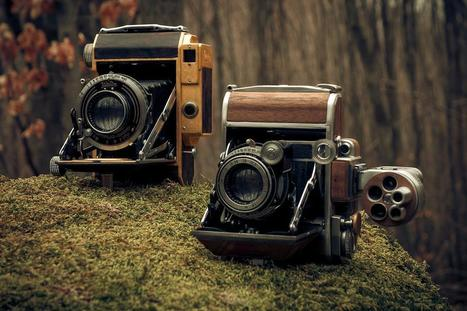 PetaPixel: These hand-crafted cameras are just plain gorgeous. | CLOVER ENTERPRISES ''THE ENTERTAINMENT OF CHOICE'' | Scoop.it