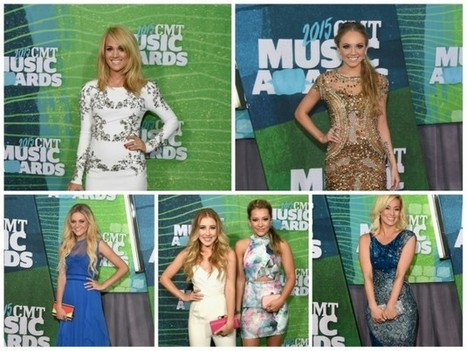 Best & Worst Dressed at the 2015 CMT Music Awards | Country Music Today | Scoop.it