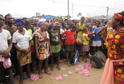 Ebola crisis in West Africa deepens; 500+ dead   Sustain Our Earth   Scoop.it