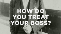 How do you treat your boss? | The Wise Leader | Scoop.it