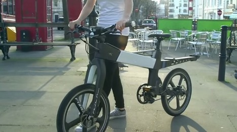 Ford's Innovative new E-Bike is great for City Commuting | Technology in Business Today | Scoop.it