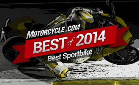 Best Sportbike of 2014 | Ductalk Ducati News | Scoop.it
