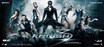 Krrish 3 - Reviews, First Day Collection, Critics Reviews and Ratings | Diwali 2014 | Scoop.it