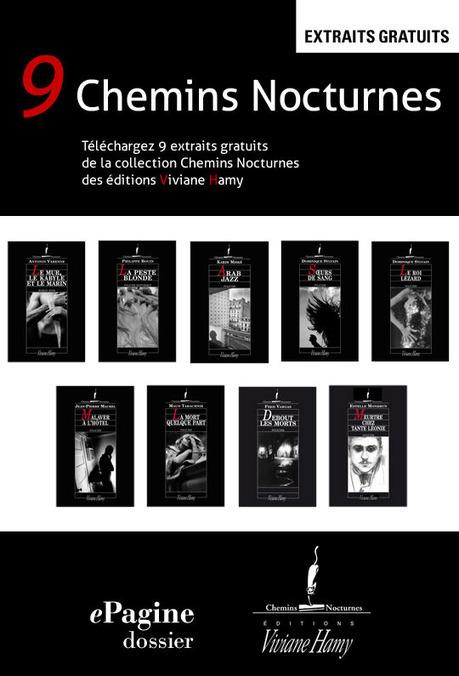 39 Chemins Nocturnes des éditions Viviane Hamy en numérique avec dossier ePagine offert   Blog.ePagine   Littératures numériques en Bibliothèque ?   Scoop.it